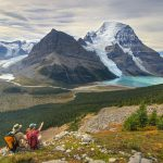 Mount Robson in the Canadian Rockies